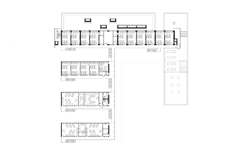architecte nice architecture paca cote azur billy goffard AABG COLLÈGE ARNAUD BELTRAME