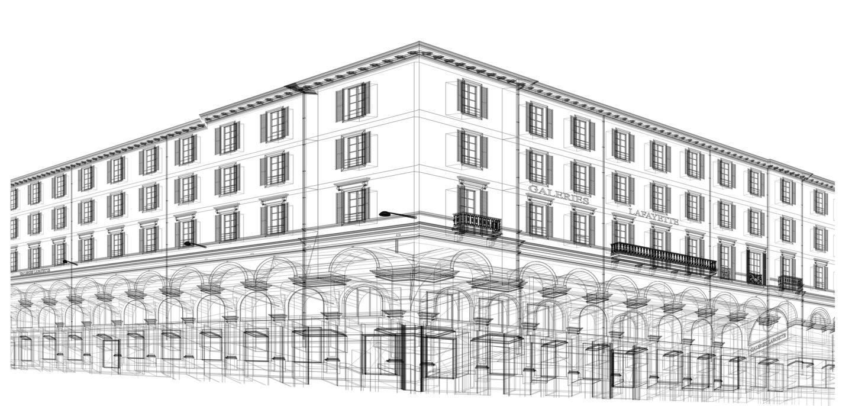 architecte nice architecture paca cote azur galeries lafayette